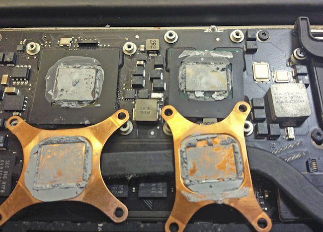 Как правильно заменить процессор на ноутбуке
