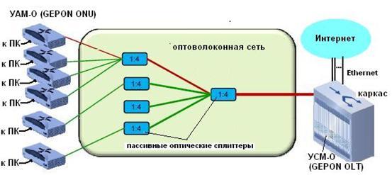 GPON_schema